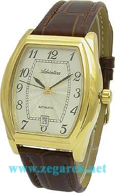 Zegarek męski Adriatica pasek A8086.1221A - duże 1