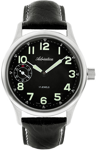 Zegarek męski Adriatica pasek A8102.5224M - duże 1