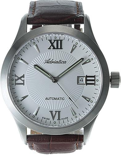 Zegarek męski Adriatica pasek A8102.5262A - duże 1