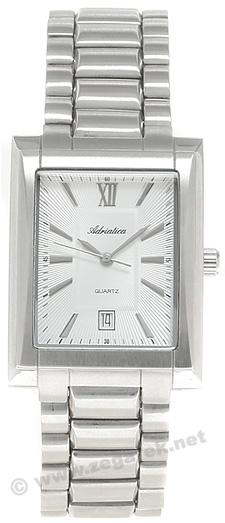 Zegarek męski Adriatica bransoleta A8117.5163 - duże 1