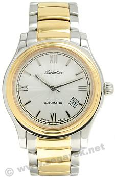 Zegarek męski Adriatica bransoleta A8128.2163A - duże 1