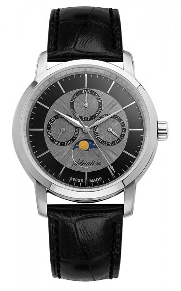 Zegarek męski Adriatica pasek A8134.5216QF - duże 3