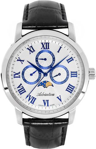 A8134.52B3QF - zegarek męski - duże 3
