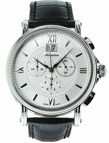 A8135.5263CH - zegarek męski - duże 3
