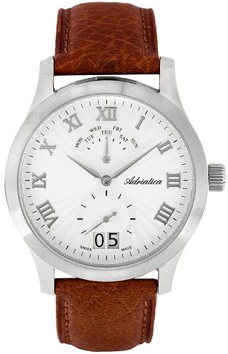 A8139.5233Q - zegarek męski - duże 3