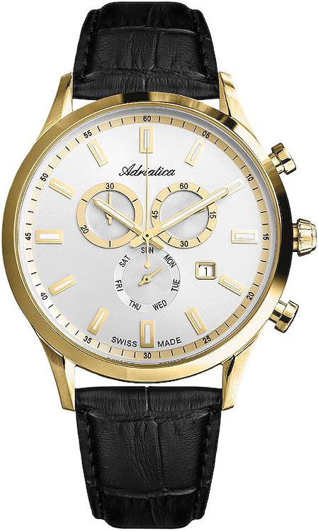 Zegarek Adriatica A8150.1213CH - duże 1