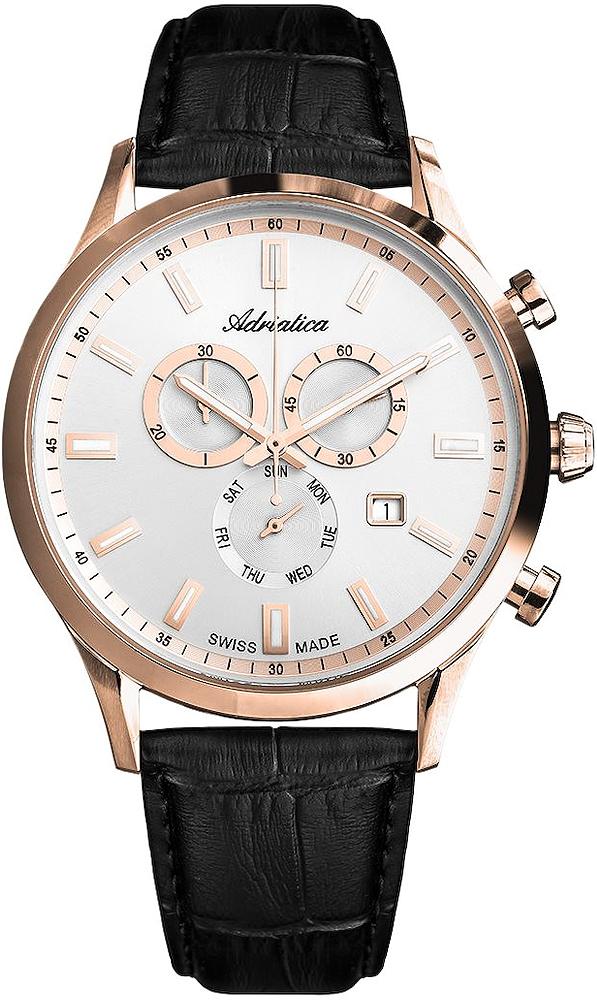 Zegarek Adriatica A8150.9213CH - duże 1