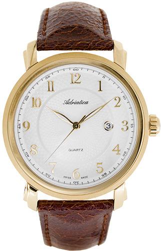 Zegarek męski Adriatica pasek A8177.1223Q - duże 1