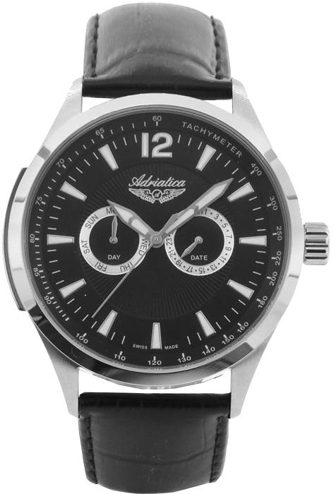 A8189.5254QF - zegarek męski - duże 3