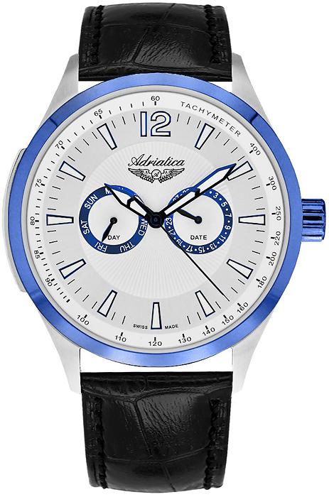Zegarek Adriatica A8189.52B3QF - duże 1