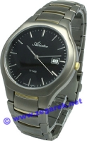 Zegarek męski Adriatica tytanowe A8201.6114Q - duże 1