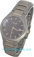 Zegarek męski Adriatica tytanowe A8201.6114 - duże 1