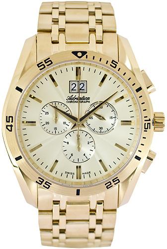 Zegarek męski Adriatica bransoleta A8202.1111CH - duże 1