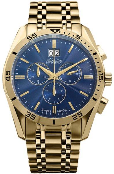 A8202.1115CH - zegarek męski - duże 3