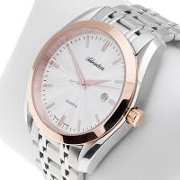 Zegarek męski Adriatica bransoleta A8202.R113Q - duże 3