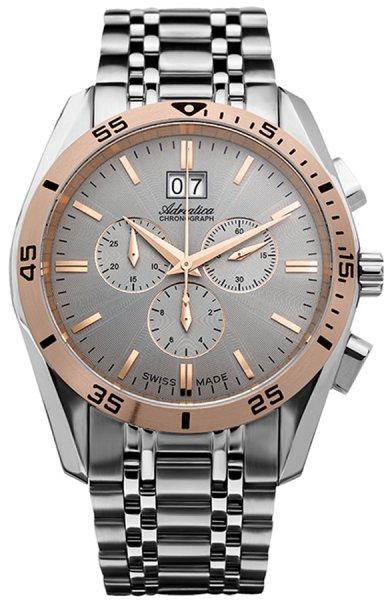 Zegarek Adriatica A8202.R117CH - duże 1