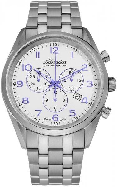 Zegarek Adriatica A8204.51B3CH - duże 1
