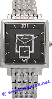 Zegarek męski Adriatica bransoleta A8205.5156Q - duże 1