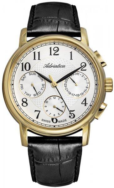 Zegarek Adriatica A8256.1223QF - duże 1