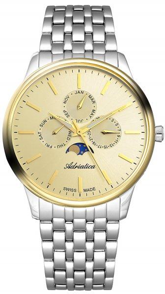 Zegarek Adriatica A8262.2111QF - duże 1