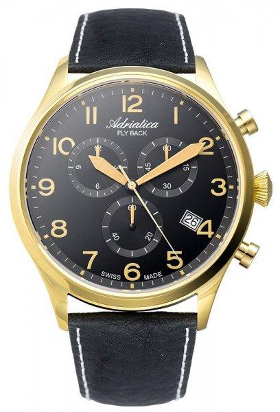 A8267.1224CH - zegarek męski - duże 3