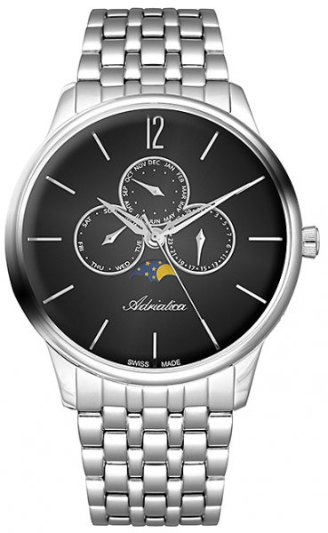 A8269.5154QF - zegarek męski - duże 3