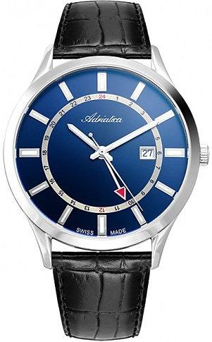 A8289.5215Q - zegarek męski - duże 3