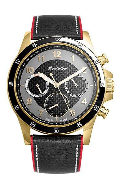 A8291.1226QF - zegarek męski - duże 3