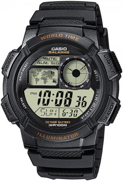 Zegarek Casio AE-1000W-1AVEF - duże 1