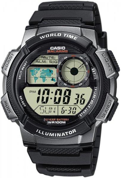 Zegarek Casio AE-1000W-1BVEF - duże 1