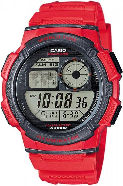 Zegarek Casio AE-1000W-4AVEF - duże 1