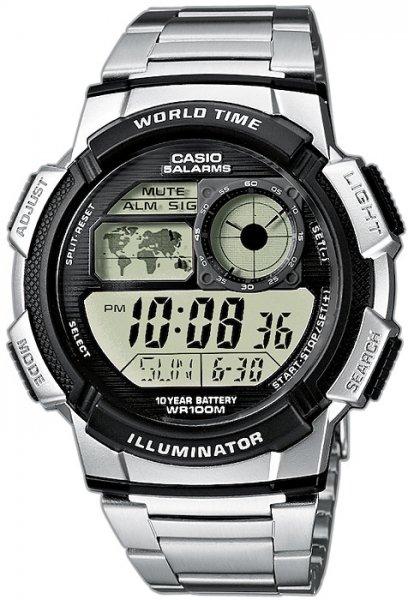 Zegarek Casio AE-1000WD-1AVEF - duże 1