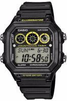 zegarek męski Casio AE-1300WH-1A