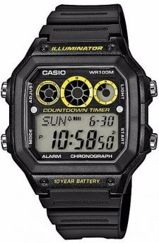 zegarek  Casio AE-1300WH-1AVEF