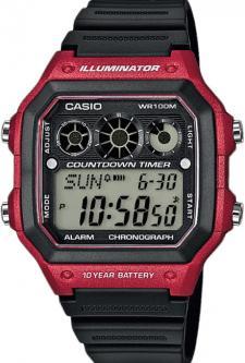 zegarek  Casio AE-1300WH-4AVEF