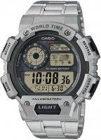 Zegarek męski Casio sportowe AE-1400WHD-1AVEF - duże 1