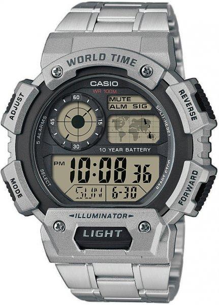 Zegarek męski Casio Sportowe AE-1400WHD-1AVEF - zdjęcie 1