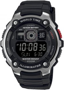 zegarek męski Casio AE-2000W-1BVEF
