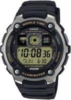 Zegarek męski Casio sportowe AE-2000W-9AVEF - duże 1