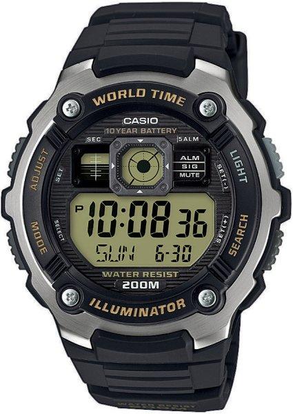 Zegarek Casio AE-2000W-9AVEF - duże 1