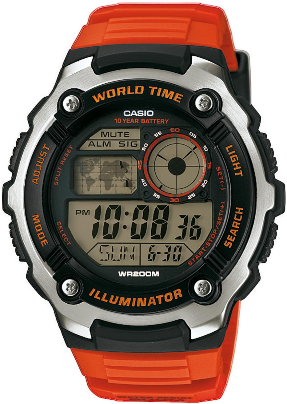 Zegarek męski Casio  AE-2100W-4AVEF - zdjęcie 1