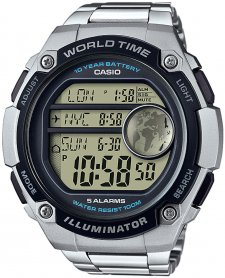 zegarek  Casio AE-3000WD-1AVEF
