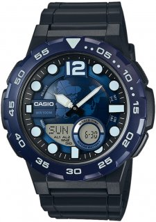 zegarek  Casio AEQ-100W-2AVEF