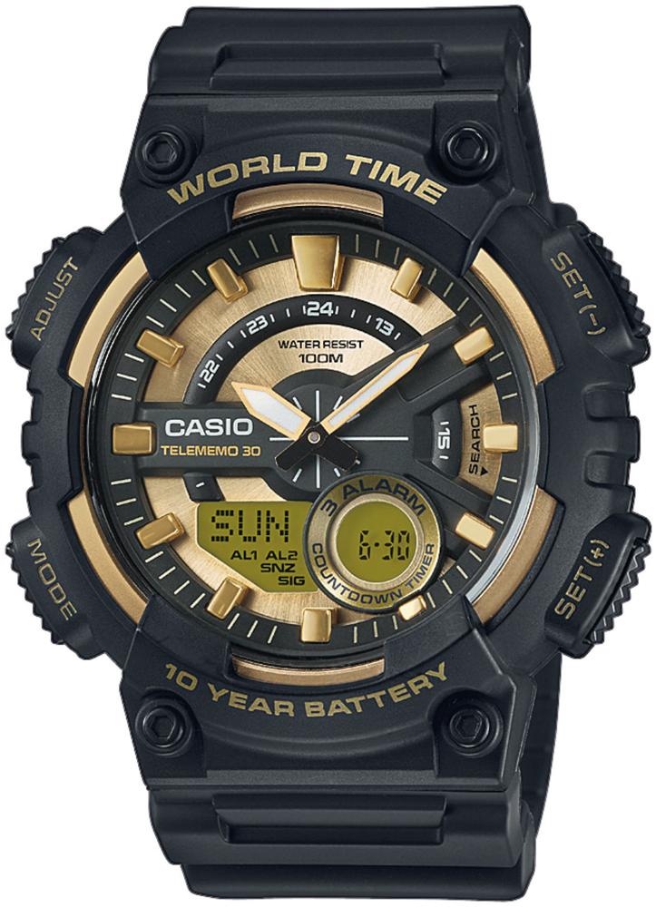 Zegarek męski Casio Sportowe AEQ-110BW-9AVEF - zdjęcie 1
