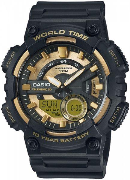 Zegarek Casio AEQ-110BW-9AVEF - duże 1