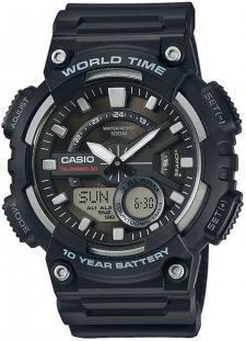 zegarek męski Casio AEQ-110W-1AVEF