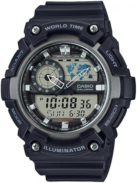 Zegarek Casio  AEQ-200W-1AVEF - duże 1