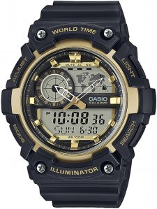 zegarek  Casio AEQ-200W-9AVEF