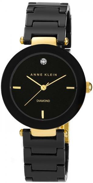 Zegarek damski Anne Klein bransoleta AK-1018BKBK - duże 1