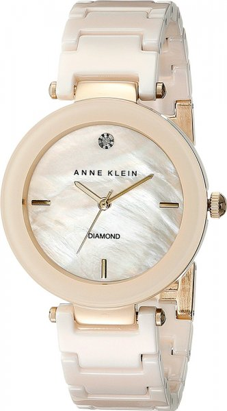Zegarek Anne Klein  AK-1018IVGB - duże 1